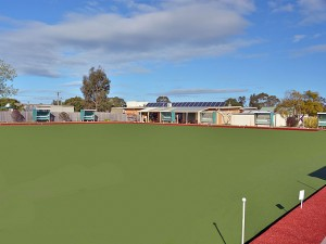Paynesville Bowling Club Synthetic Green